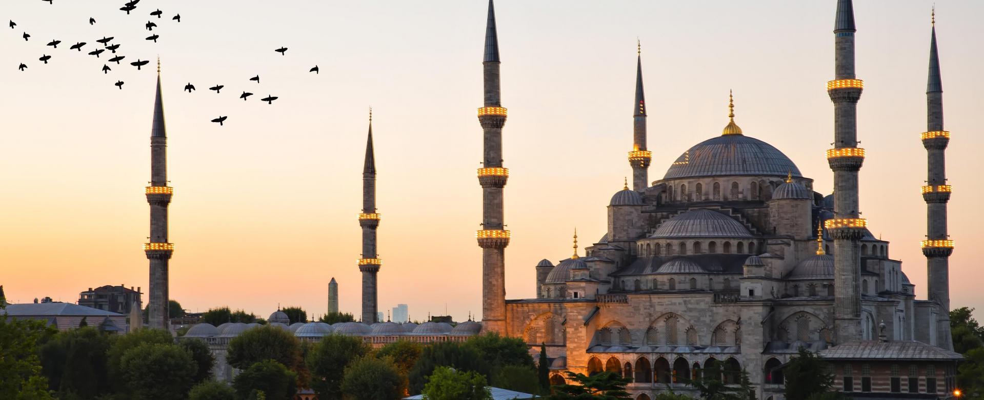 Voyage à pied : D\'istanbul en cappadoce