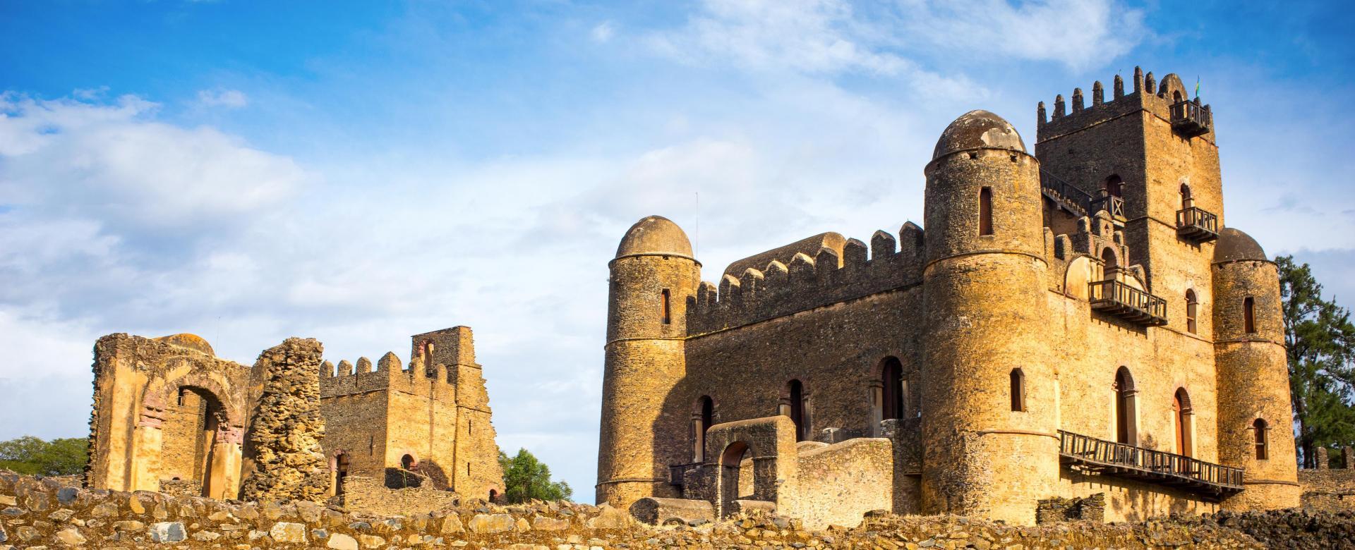 Voyage à pied : La route historique d'abyssinie