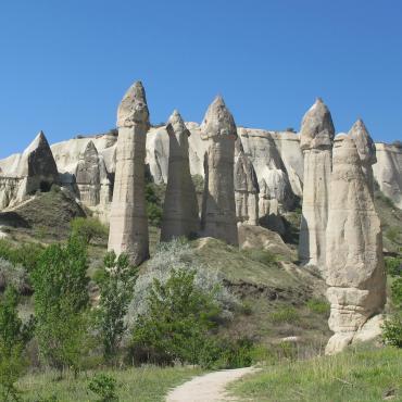 De la Cappadoce à la Méditerranée