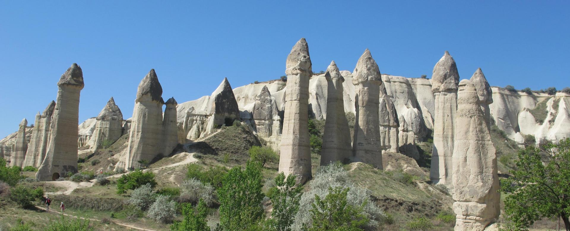 Voyage à pied Turquie : De la cappadoce à la méditerranée