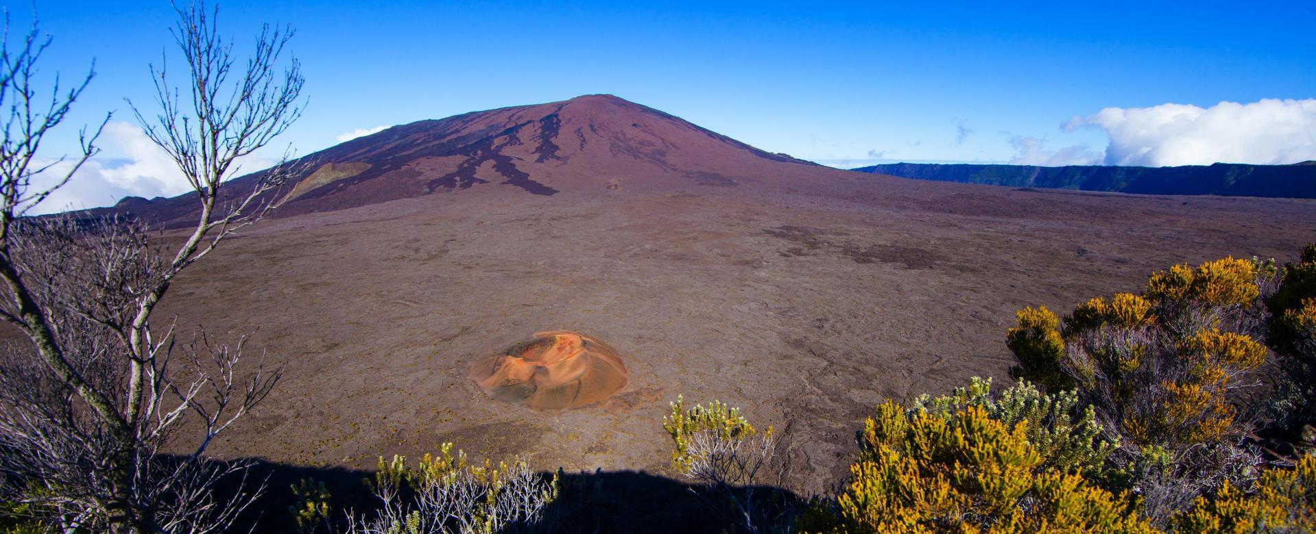 Voyage à pied : Douceurs créoles entre cirques et volcans