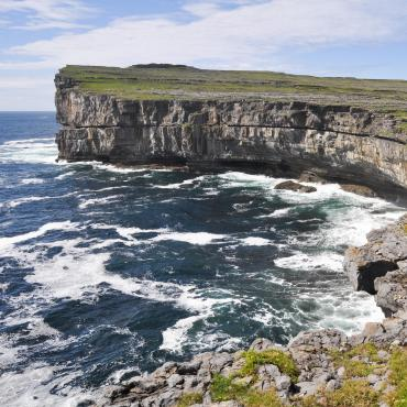 cote ouest inishmore galway et moher
