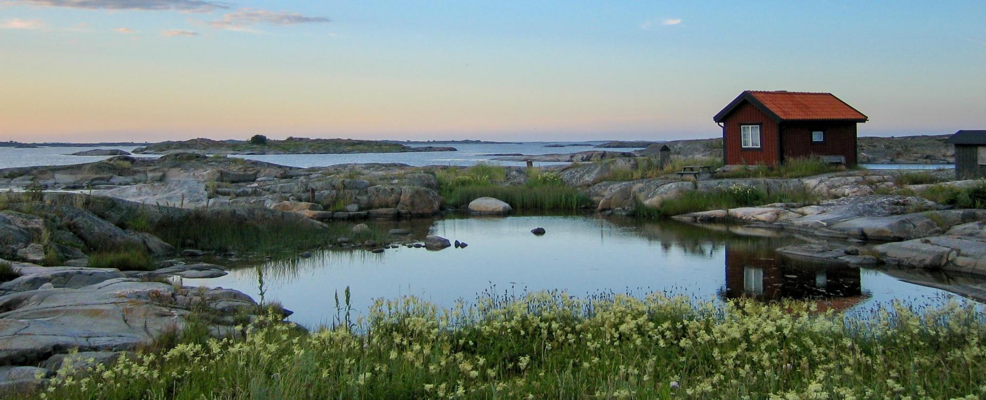 Voyage sur l'eau : Alpes suédoises, archipel de luleå et taïga