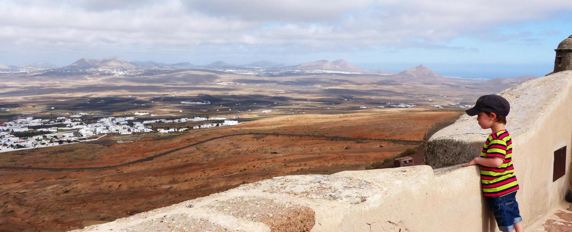 Voyage à pied Espagne : L'aventure volcanique