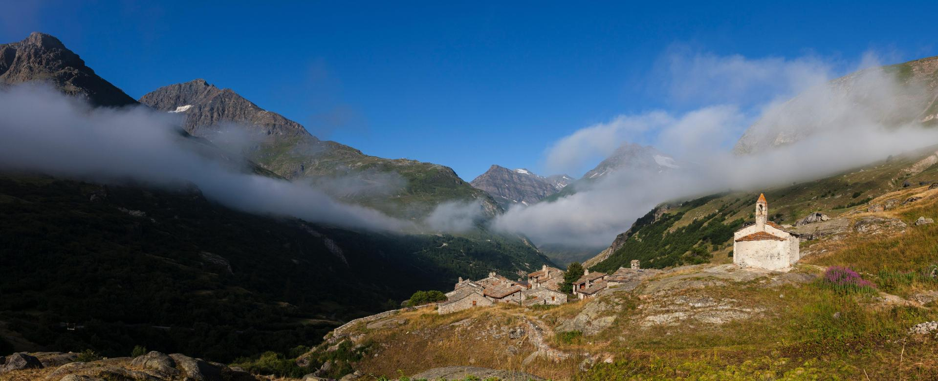Voyage à pied : Alpes du Nord : Les 3000 de vanoise