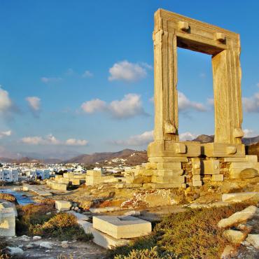 Naxos, Amorgos: un rêve en bleu et blanc