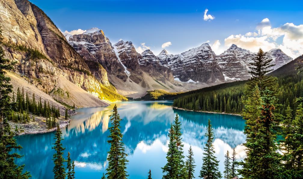 Image La magie du grand ouest canadien