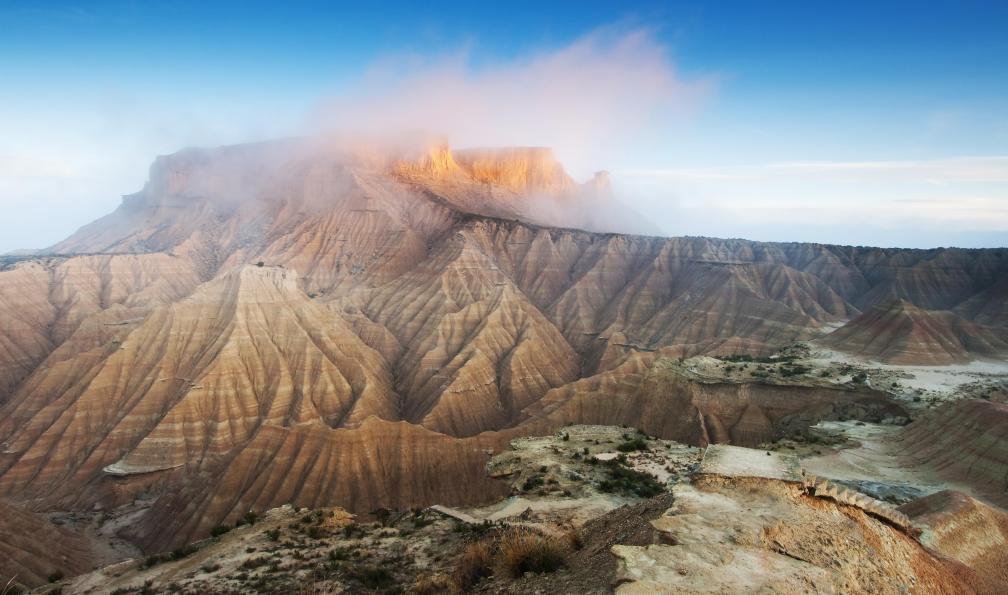 Image Le désert des bardenas