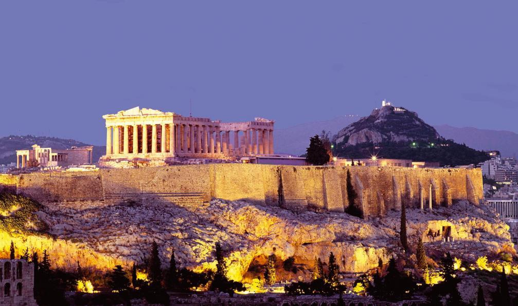 Image Santorin, thirassia et naxos