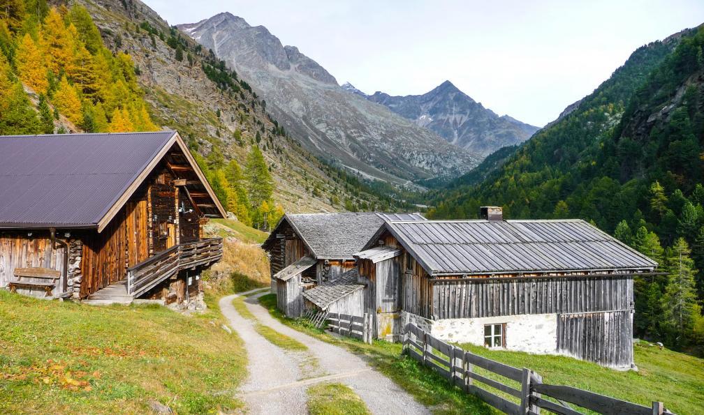 Image Tyrol, au coeur de l'oetztal