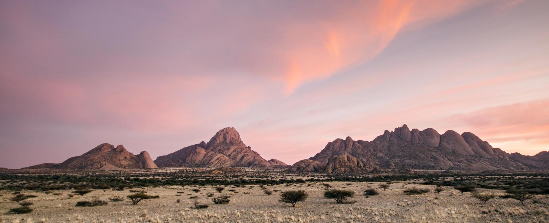 Voyage à pied Namibie : Les essentiels de namibie