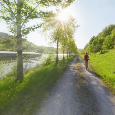 Le long du Danube à vélo, de Vienne à Budapest