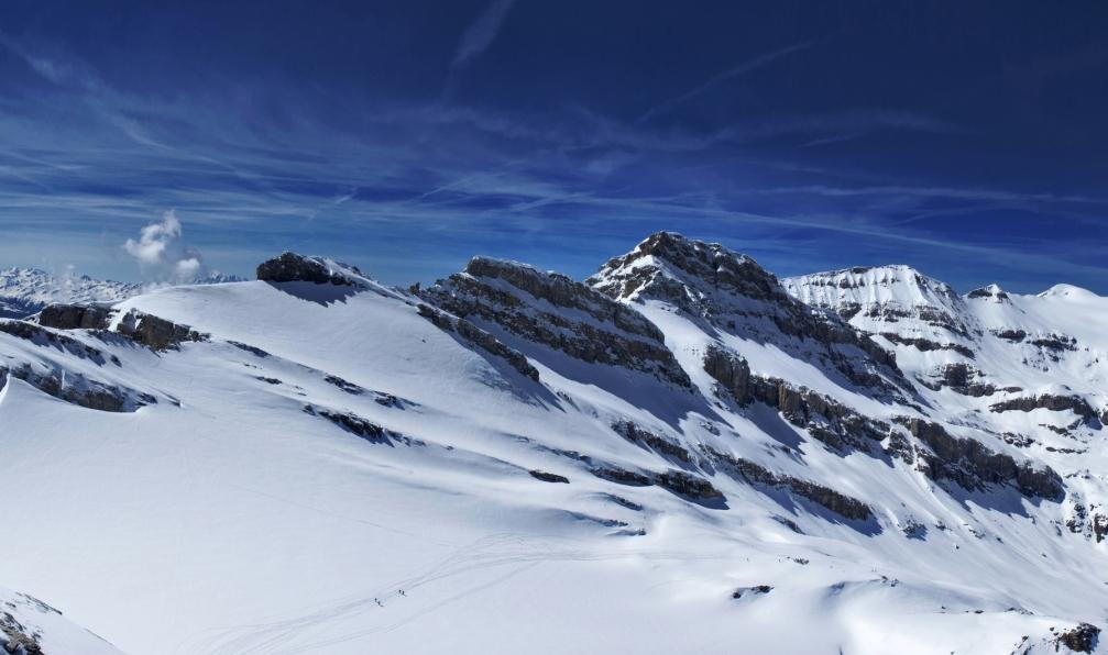 Image Objectif 3000m en oberland
