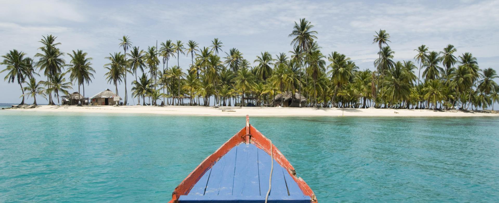 Voyage à pied : Amérindiens, jungle et récifs coralliens