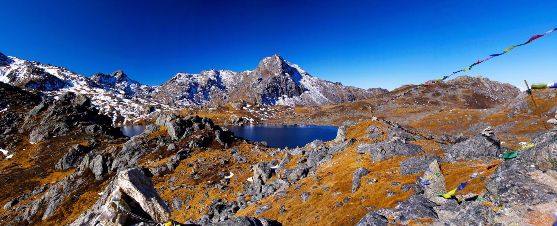 Voyage à pied : Langtang et lacs sacrés de gosainkund