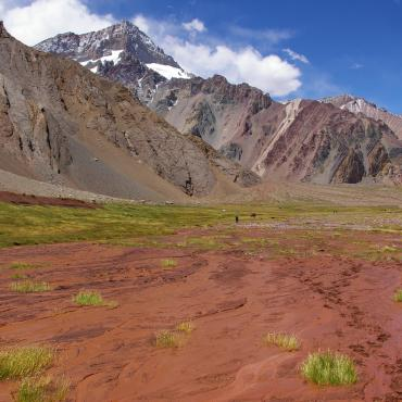 ascension de l'aconcagua