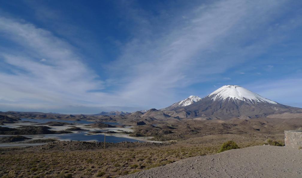 Image Les déserts des andes centrales