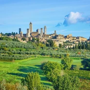 Entre Cinque Terre et Toscane