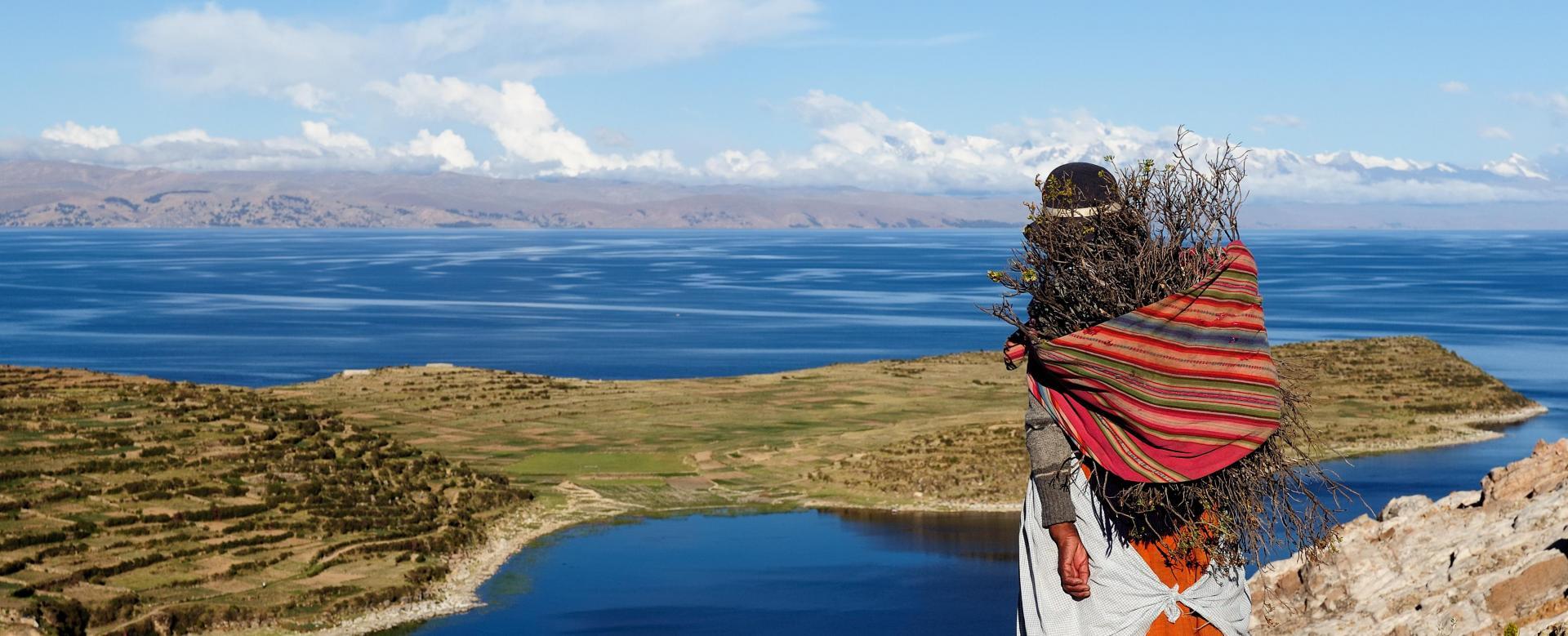 Voyage à pied Pérou : Treks de colca et de huchuy qosqo