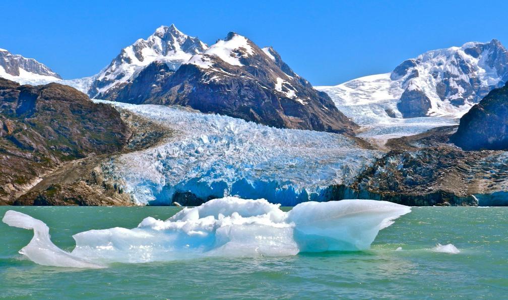 Image Les champs de glace du san valentín