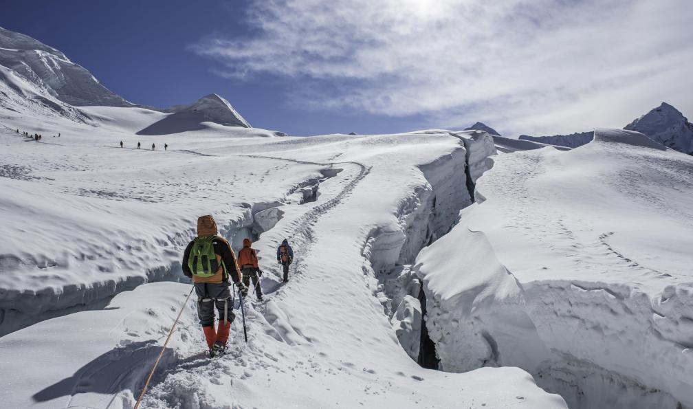 Image L'island peak (6189 m)