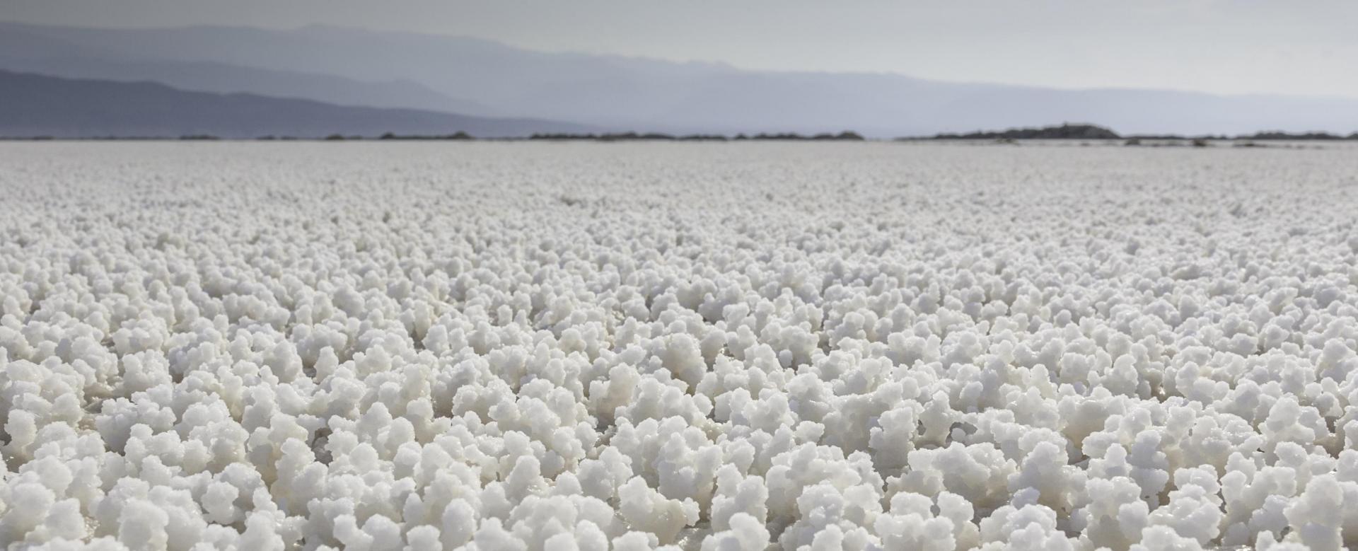 Voyage à pied : Les pistes du sel