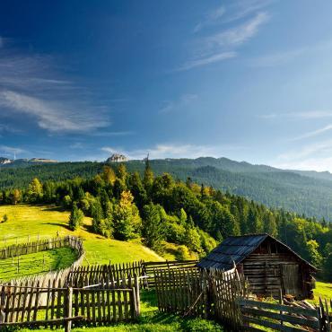 Sentiers des Carpates, de Bucovine aux Maramures