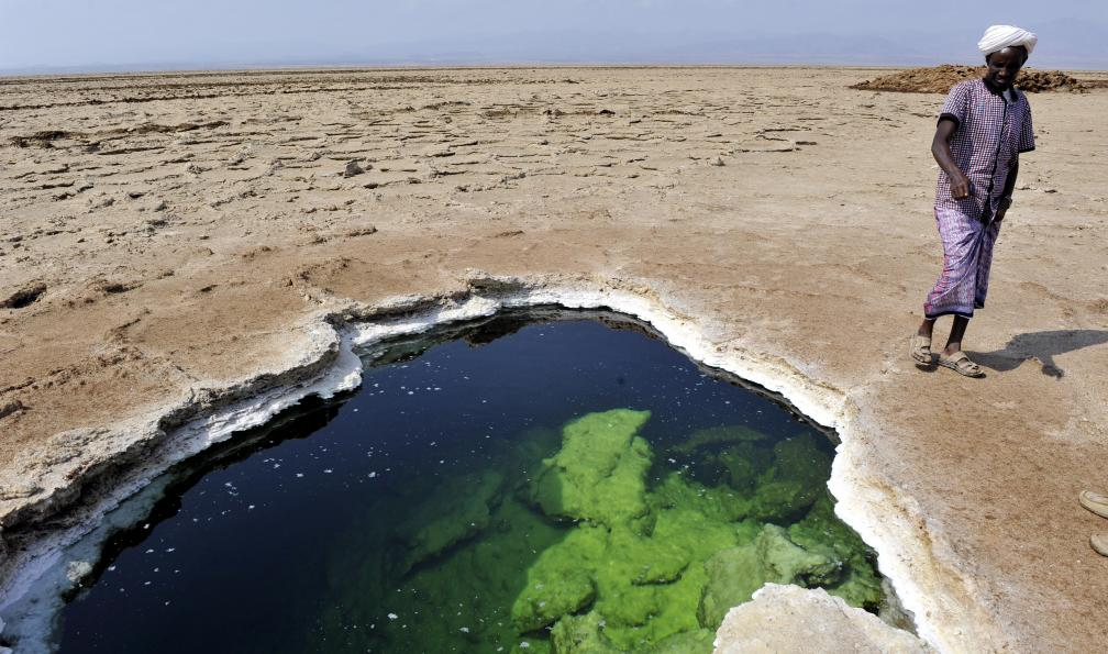 Image Royaume d'abyssinie et majestueux volcan dallol