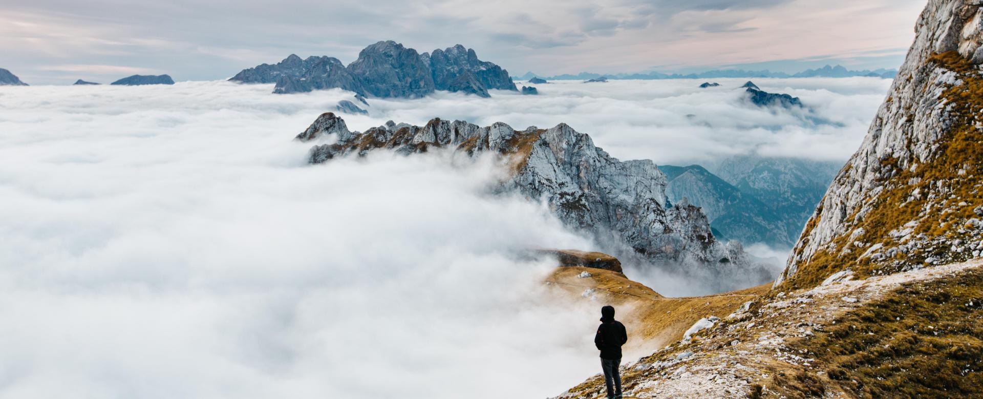 Voyage à pied : Les sentiers du triglav