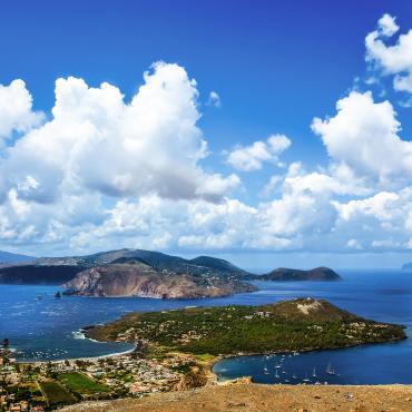 Des volcans siciliens à l'archipel maltais