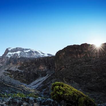 Kilimandjaro: voie Rongai