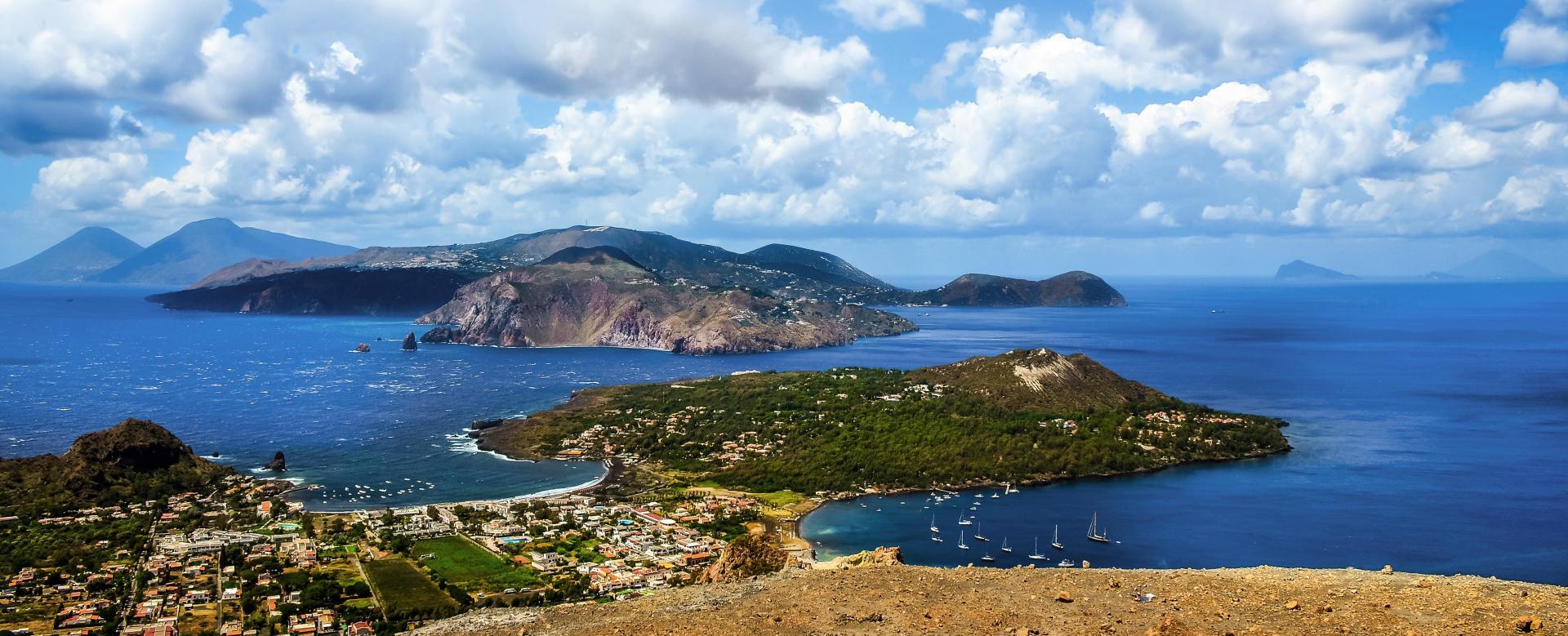 Voyage à pied : Des volcans siciliens à l\'archipel maltais