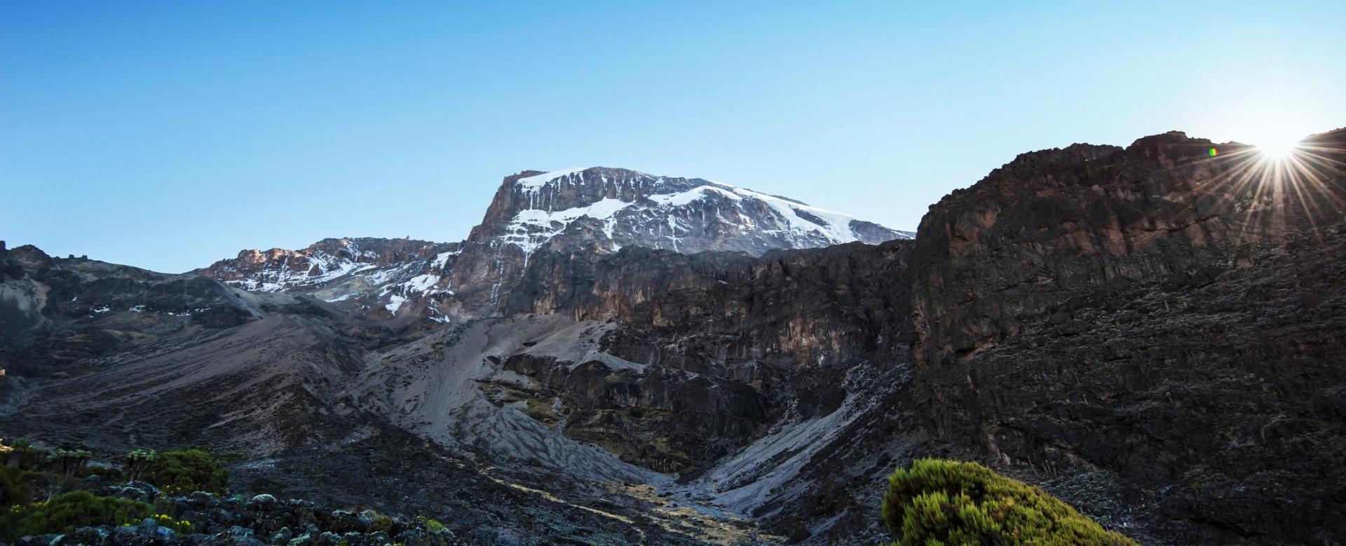 Voyage à pied : Kilimandjaro : voie rongai