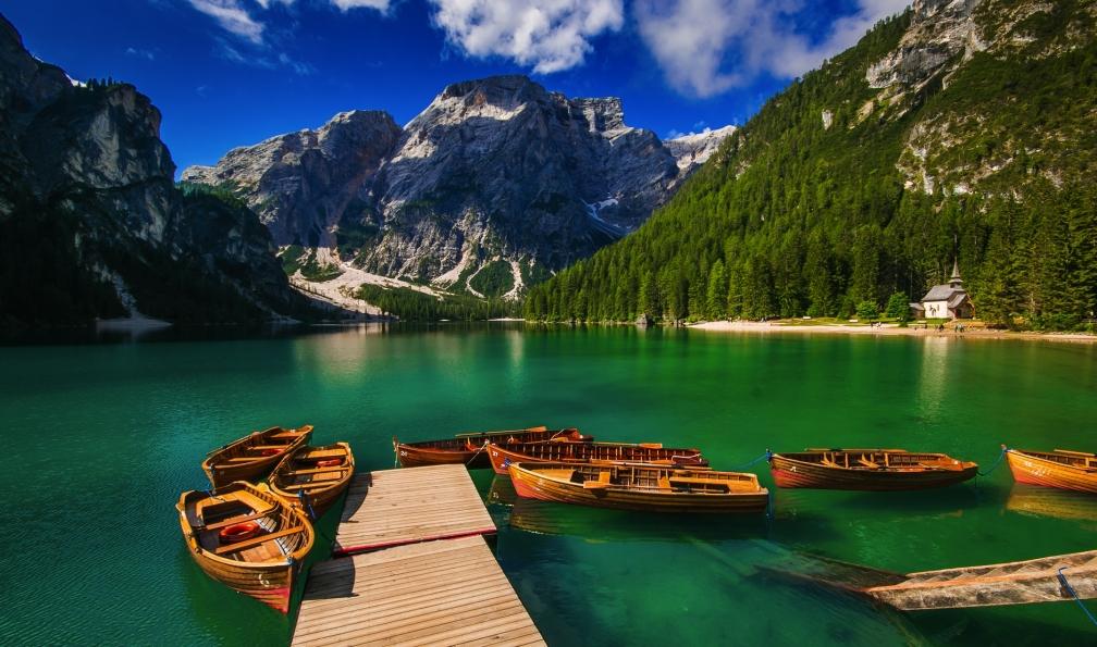 Image Dolomites, citadelles alpines
