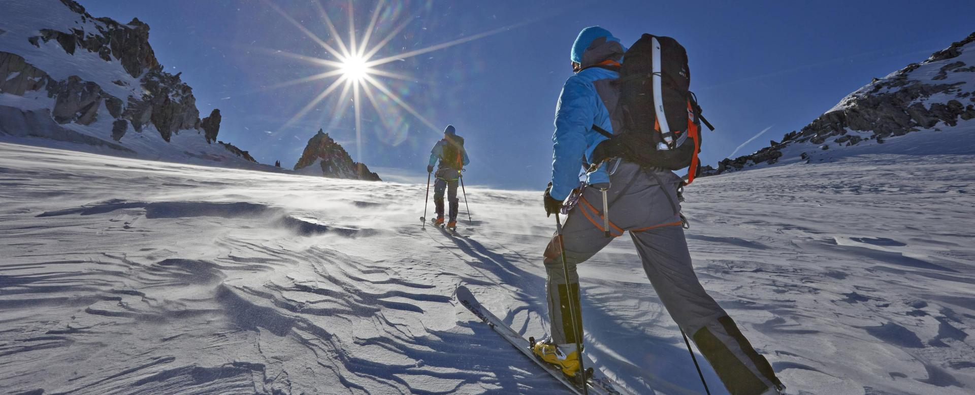 Voyage à pied France : Ascension du mont-blanc