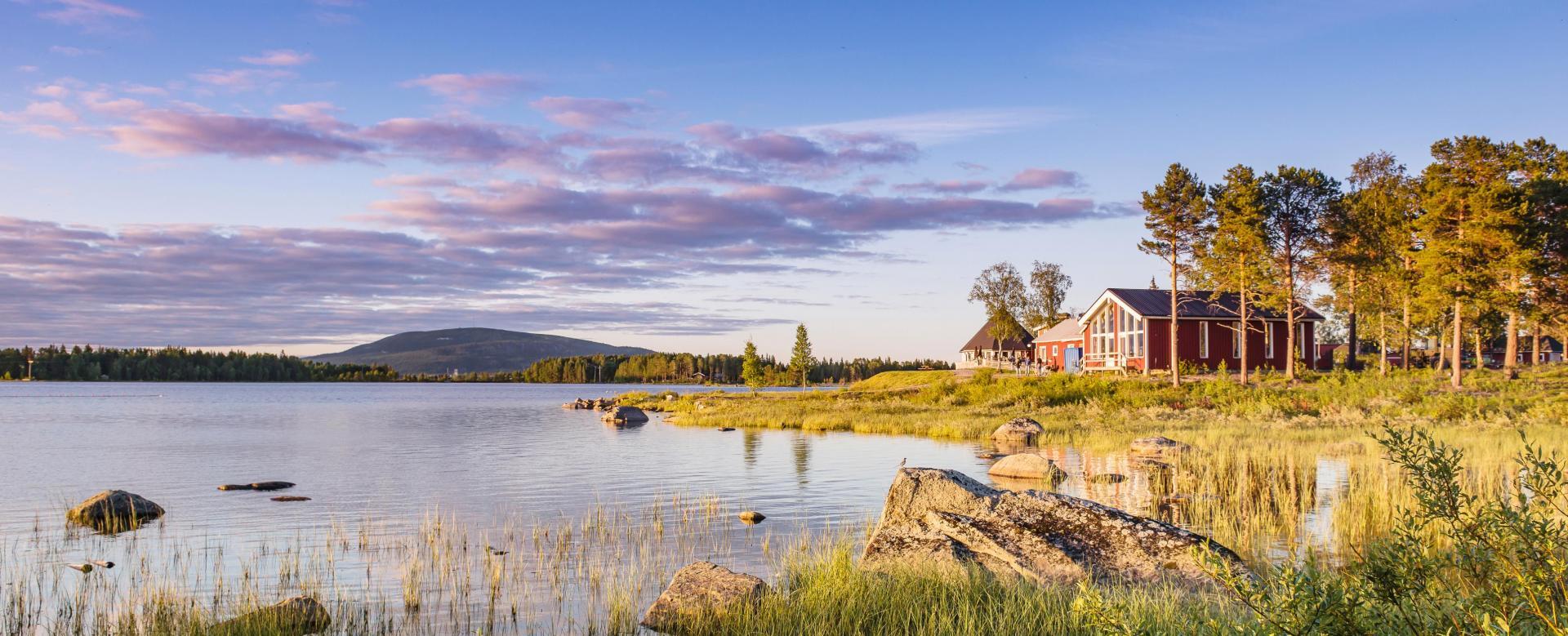 Voyage à pied : Trappeur suédois