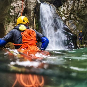 Canyons de la Roya