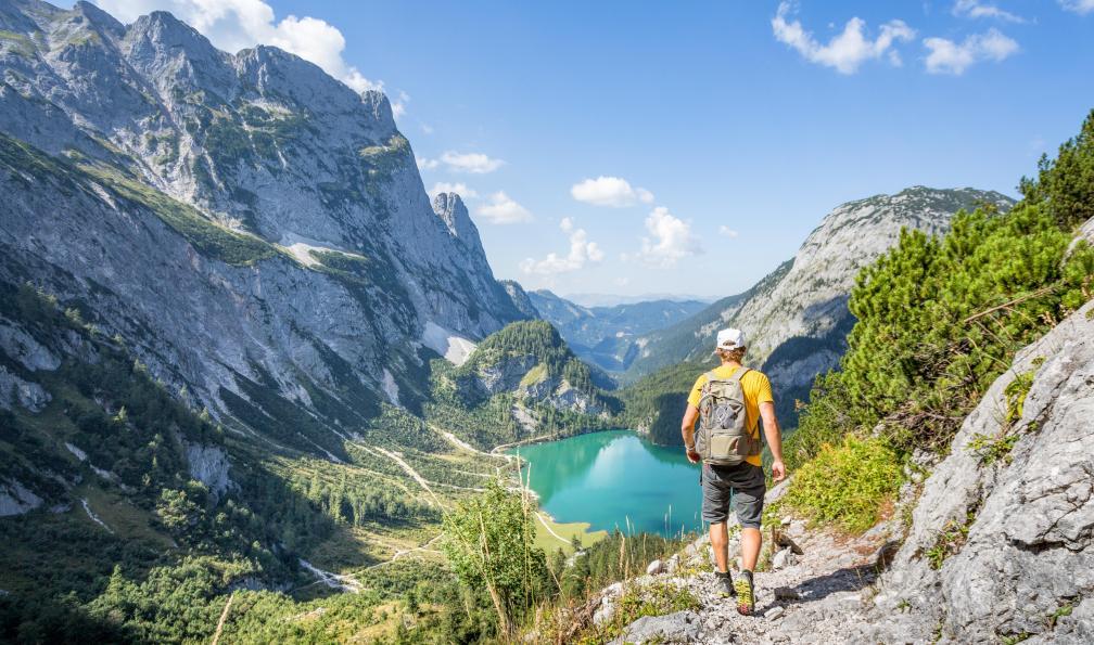 Image Vélo et randonnée autour des lacs de salzbourg