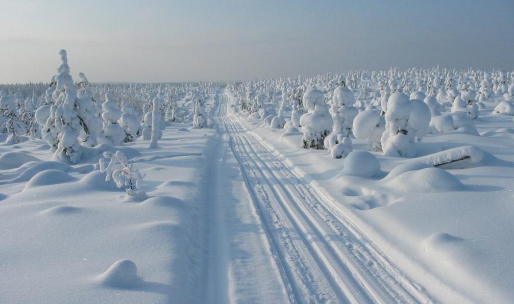 Image Séjour de glace en laponie