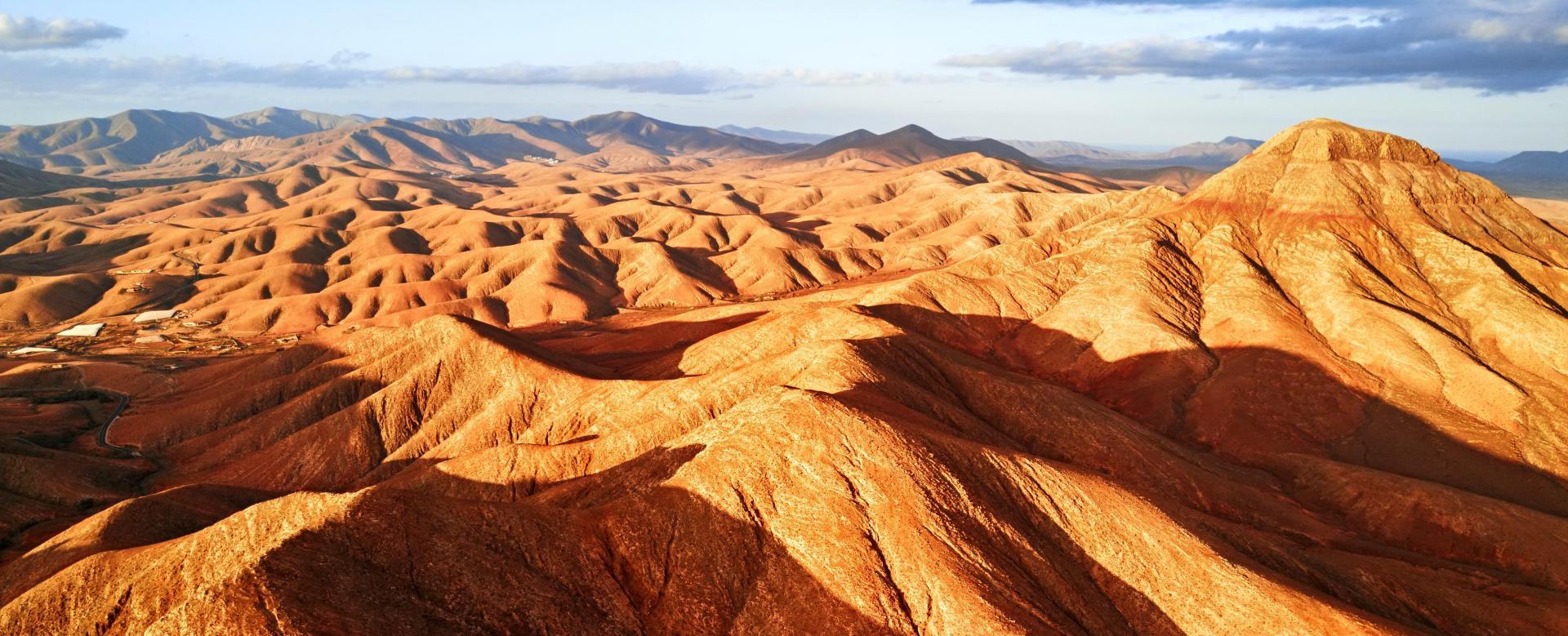 Voyage à pied : Fuerteventura, l\'île saharienne