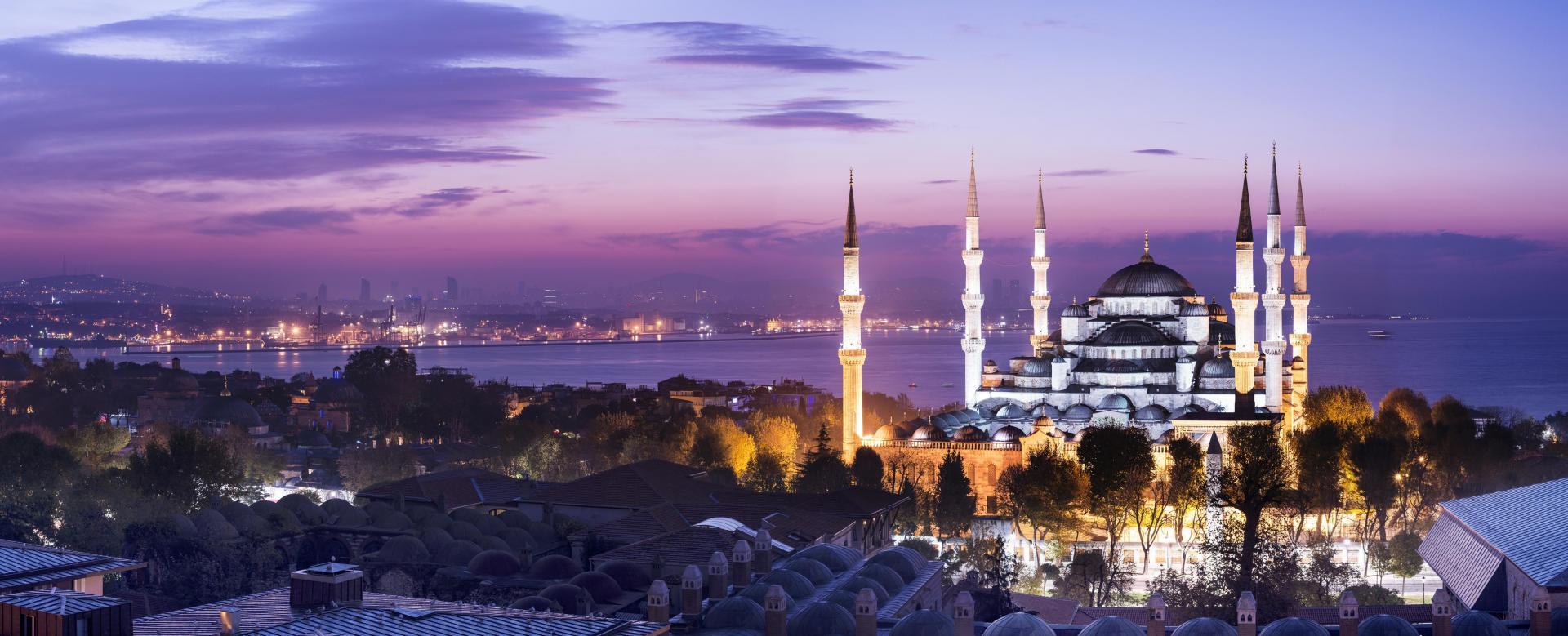 Voyage à pied : Cappadoce et istanbul