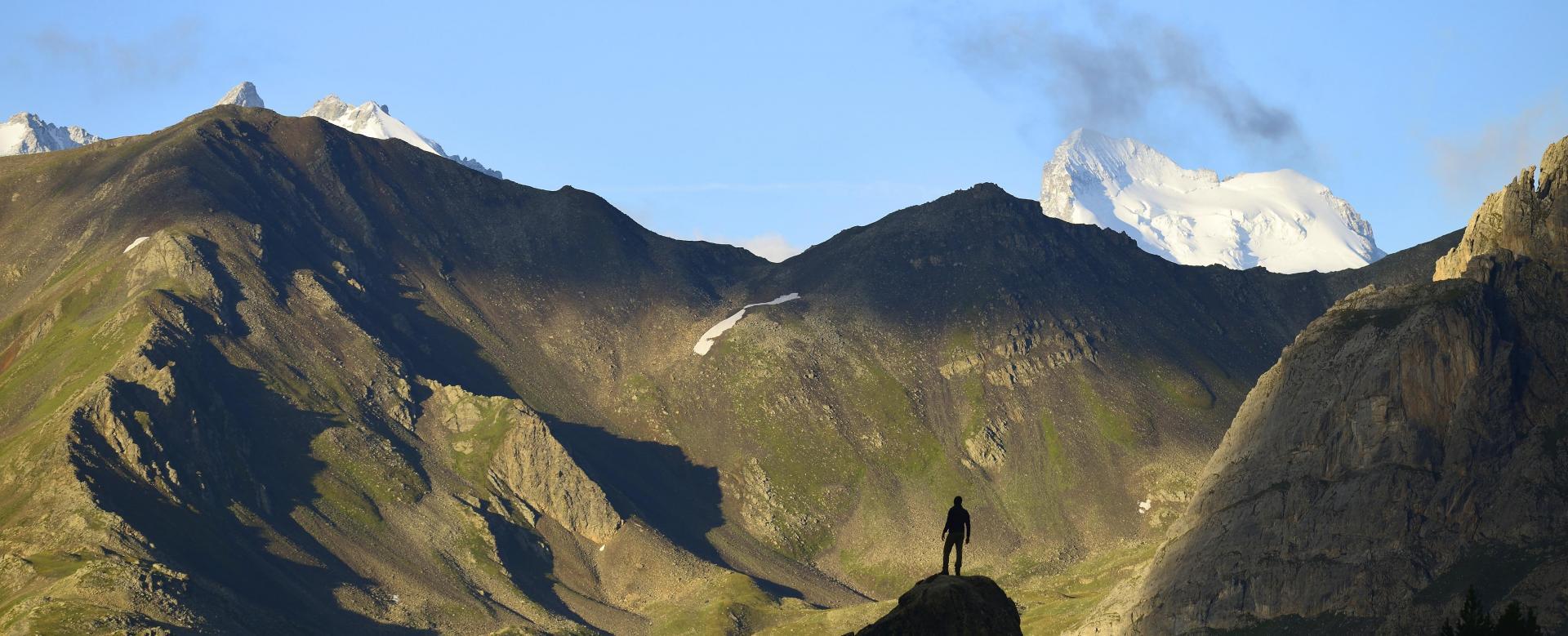 Voyage à pied : Découverte de la vallée de la clarée