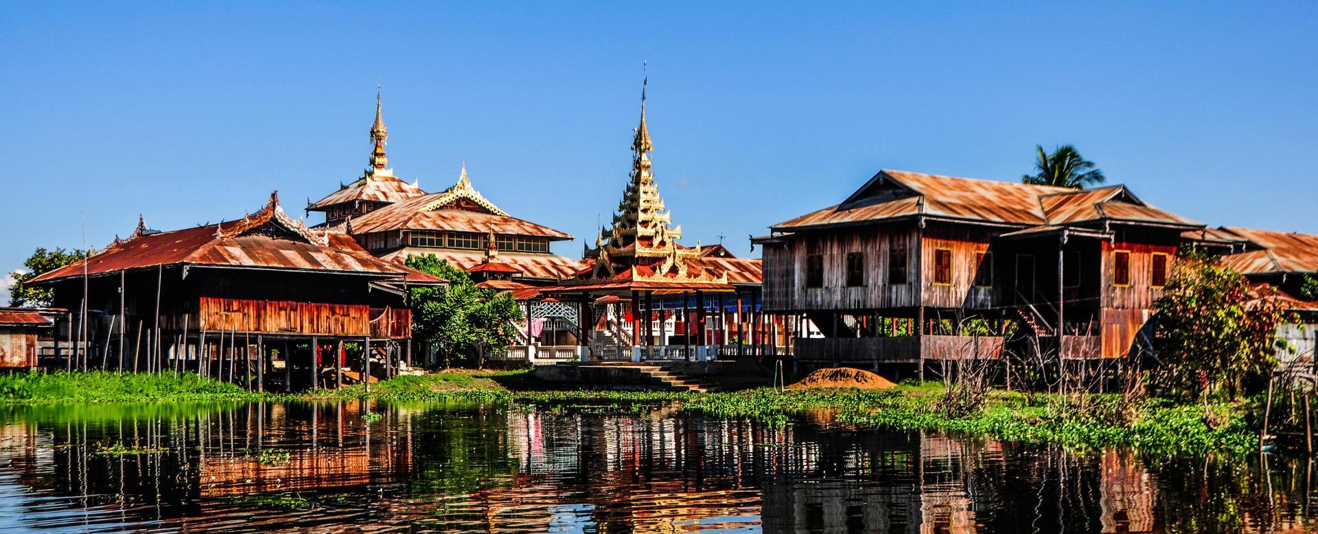 Voyage à pied Birmanie : Les chemins du pays shan