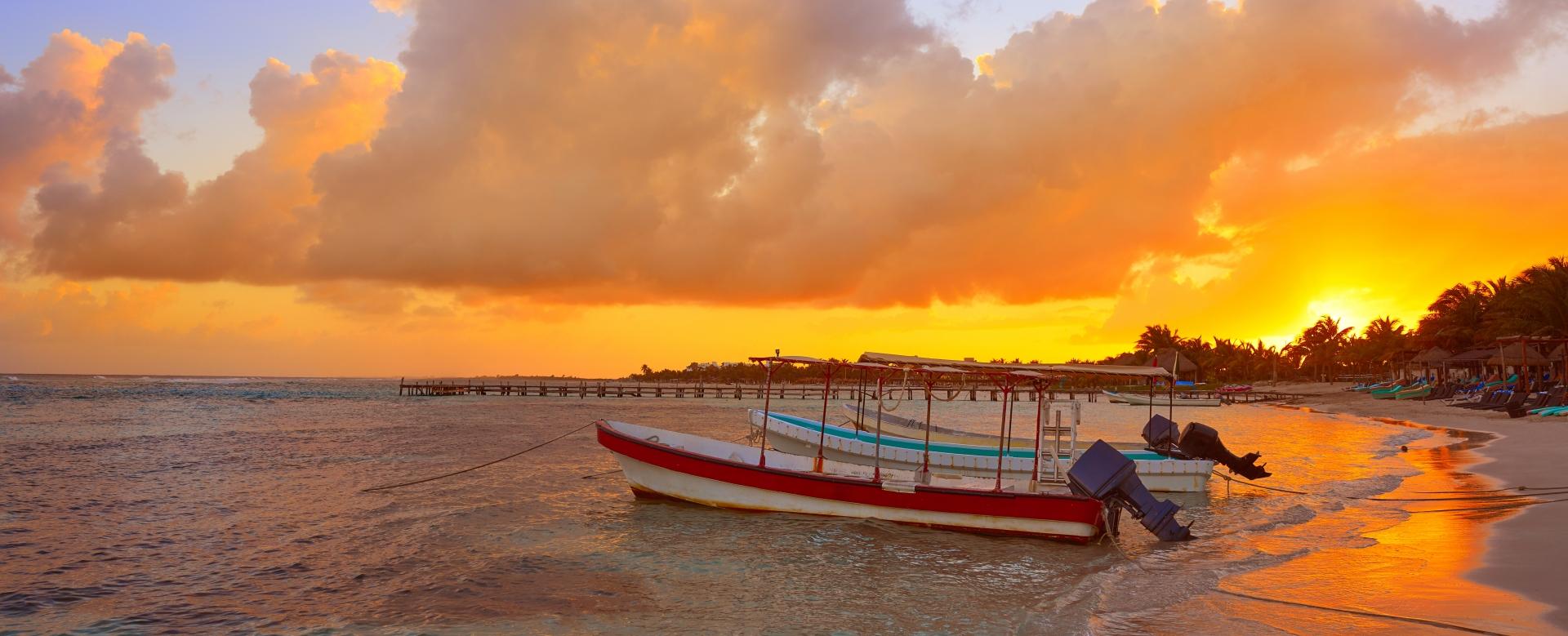 Voyage en véhicule : Yucatán, joyau du mexique