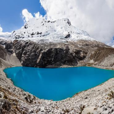 Vallée Sacrée, lac Titicaca et cordillère Blanche