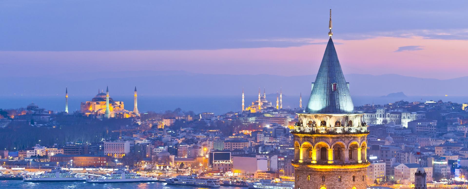 Voyage à pied : De la cappadoce à istanbul