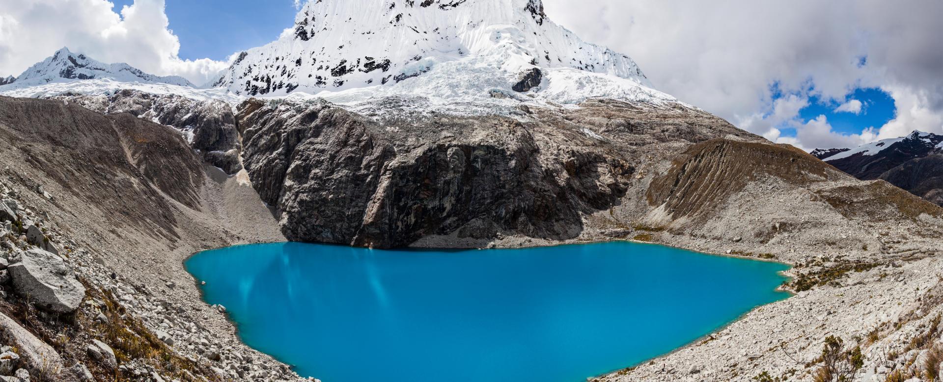 Voyage à pied : Pérou : Vallée sacrée, lac titicaca et cordillère blanche