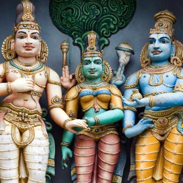 Comptoirs de Cochin et Pondichéry