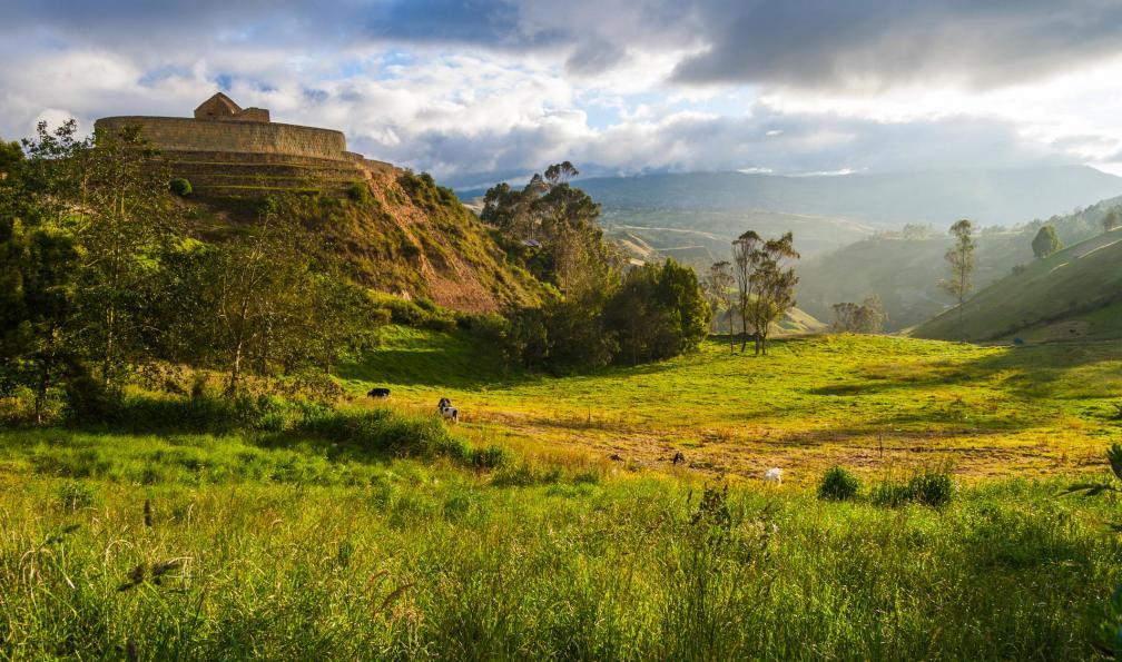 Image Equateur, condensé d'amérique latine