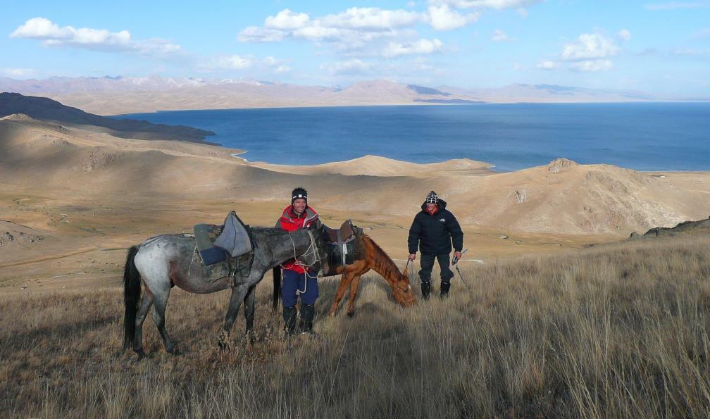 Image Randonnées en terre nomade